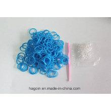 Хорошее качество ШП природных вкладка эластичной резинкой для провода