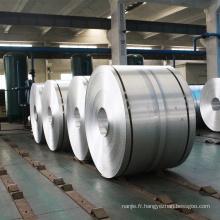 Bobines d'aluminium A3003 CC