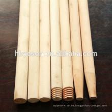 Mango de madera para asas de escoba