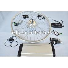 Kit de conversión de bicicleta eléctrica 250W sin escobillas y kit de bicicleta