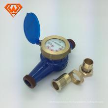 Contador de agua de tipo vertical de paleta rotativa LSXL-15E ~ 25E
