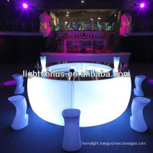 Iphone/Ipad/Android control LED Event furniture