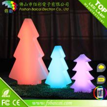 Árvore de LED ao ar livre / mini árvore de Natal LED