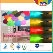 Ral Farbe Epoxy Polyester Indoor Möbel Hot Selling Pulver Beschichtung