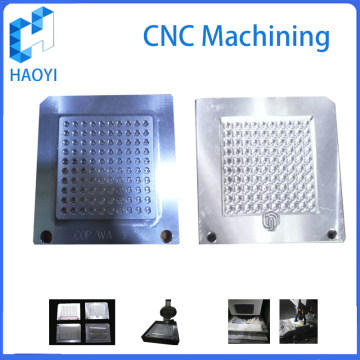 Cheap small quantity cnc machining service