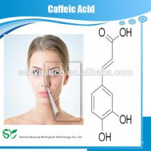 Fonte do fabricante CAS.331-39-5 Extracto de planta puro Caffeic Acid