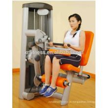 O equipamento o mais novo de China Seat da ginástica de onda assentada do pé integrou o instrutor do gym for sale