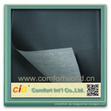 Bester Verkauf Ningbo liefert nützliches verbundenes Schaumauto-PVC-synthetisches Selbstleder