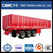 Remolque Cimc 3 Ejes Van Cargo Transport