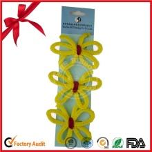 Wholesale Custom Printed Grosgrain Ribbon Bow for Hair Bow