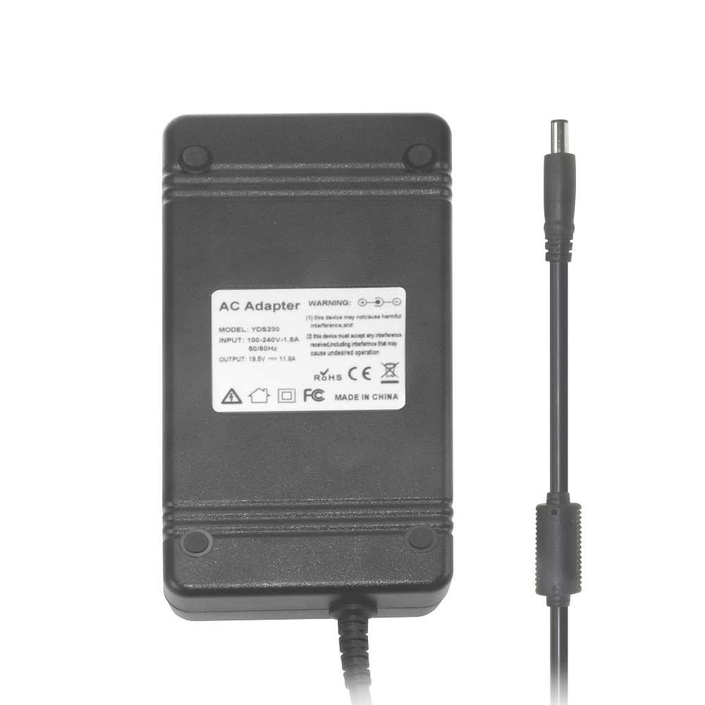 HP 19.5V 11.8A laptop charger