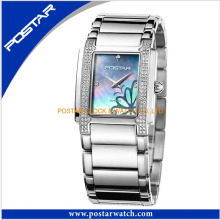 2016 New Fashion Charming Full Stainless Steel Ladies Watches