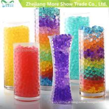 Cristal Soies Hydrogel Gel Polymère Perles D'eau
