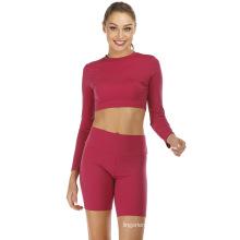 комплект одежды для йоги для женщин 2 шт.