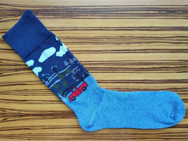 Men and Women Fashion Socks