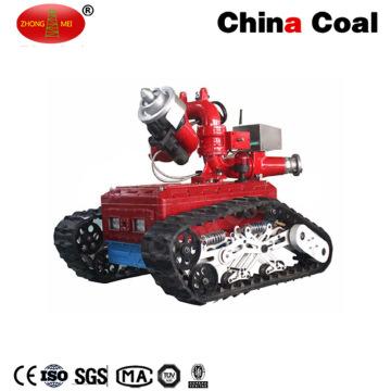 Robot de lutte contre l'incendie