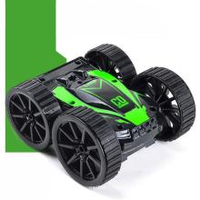 Volantex 2.4G Double Side Four wheels Stunt Car 360 Degree Rotate Stunt Car Toys
