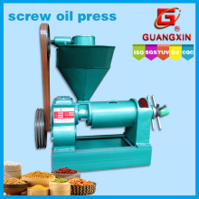 Small Size Oil Extraction 1.3tons Per Day Screw Oil Press