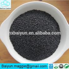 Para composición química de alúmina fundida de color marrón concintado con alto contenido de AL2O3 abrasivo y refractario