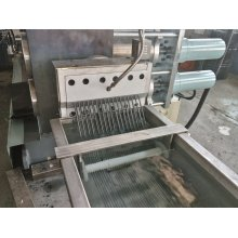 PP Cement Bag Pelletizing Machinery for Plastic Recycling Granulator