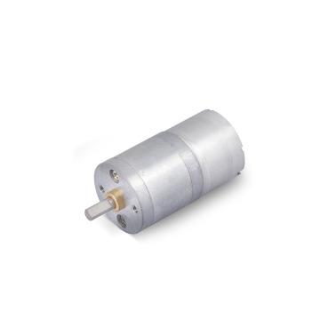 Motorreductor 6V 12V DC Reversible / Micro Motorreductor para equipos automotrices