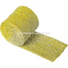 JML1309 household cleaning products plastic raw material for sponge scrubber