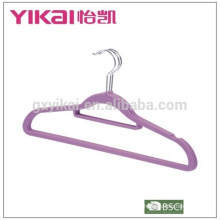 Light but solid rubber lacquer ABS tie/skirt/trousers/shirtclothes hanger