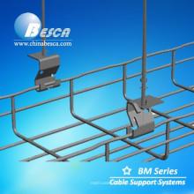 Bandeja de cesta de cesta de cable de la bandeja de cable electrográfica del centro de datos interno con el SGS UL CE de la UL CUL certificado