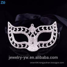 High quality crystal cheap party masks, masquerade masks buy cheap