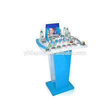 New Wave Tide Cosmetic Display Stand, Acrylic Cosmetic Display Stand