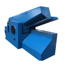 Máquina de corte de crocodilo para tubos de alumínio para resíduos