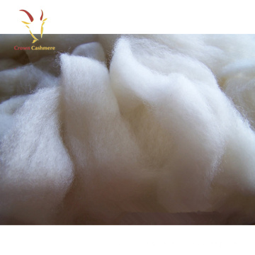 Dehaired Mongolian 100% Cashmere Raw Material