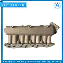 CNC de la precisión que trabaja a máquina piezas de fundición de gravedad del OEM del aluminio de la alta precisión