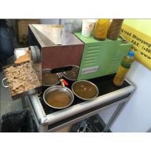 Home Oil Mill Machine / Cold Press Petite presse à huile / Small Oil Extractor
