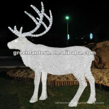 outdoor playground animal sculpture