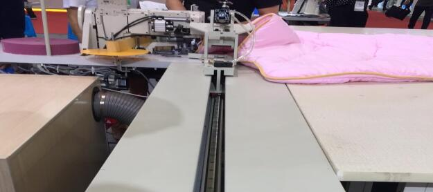 Automatic Mattress and Quilts Tape Binding Sewing Unit -1