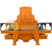 Ce-Standard-vertikaler Wellen-Schlag-Zerkleinerungsmaschine / Sand, der Maschine herstellt