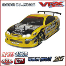 NEUER RTR 1/10 Scale 4WD OFF ROAD DRIFT RACING RC-CAR