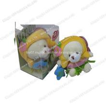 Grabación de juguetes de peluche, peluches y peluches, juguetes de peluche de promoción