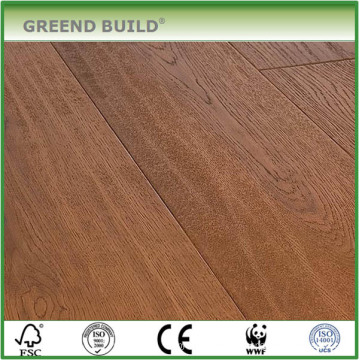 Oak Wide Plank Hardwood Flooring