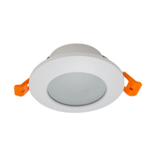 Uso en la oficina cabezal de downlight led ultradelgado blanco