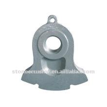 2012 hohe Mangan Stahl Brecher Hammer, gute Qualität Crusher tragen Teile