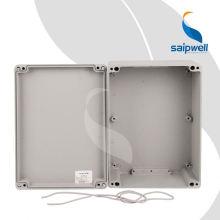 алюминиевый пластиковый корпус для электроники открытый электрический корпус