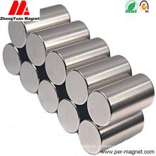 N35 N38 N40 N42 Неодимовый магнит с постоянным цилиндром NdFeB