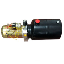 Bomba hidráulica DC12V de simple efecto