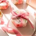 Hot sale pink pink candy and chocolate box