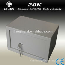 Simple standing steel safe locker for personal use