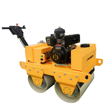 550kg Weight of Baby Hand Road Roller For Sale