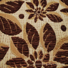 Piece Dye Pattern and 100% Polyester Chenille Fabric