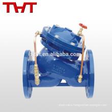 Multi-purpose hydraulic control valve
